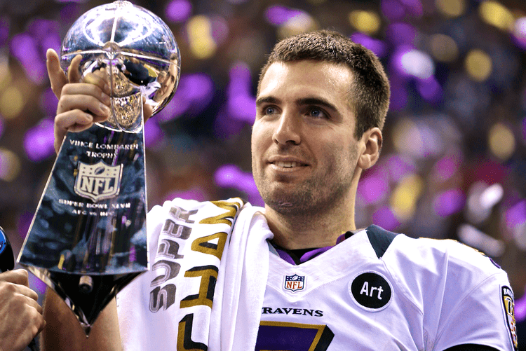 Joe Flacco Super Bowl 2013 MVP Key Stats Twitter Reaction and More