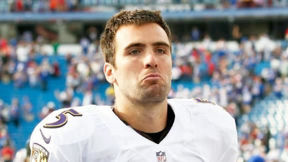 Joe Flacco The Football Insider The Misery of The Ravens continues