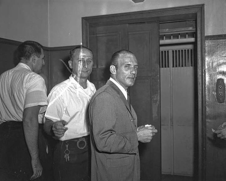 Joe Gallo Tribute for dead mobster Crazy Joe Gallo NY Daily News