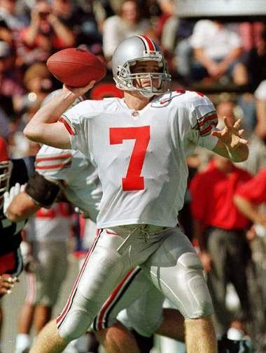 Joe Germaine Terrelle Pryor39s big day gives him another line in the OSU