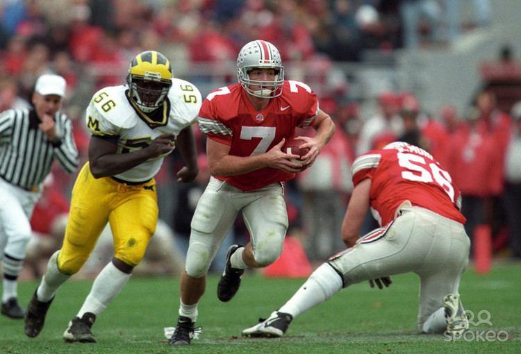 Joe Germaine Joe Germaine Photos 19981118 Columbus OH