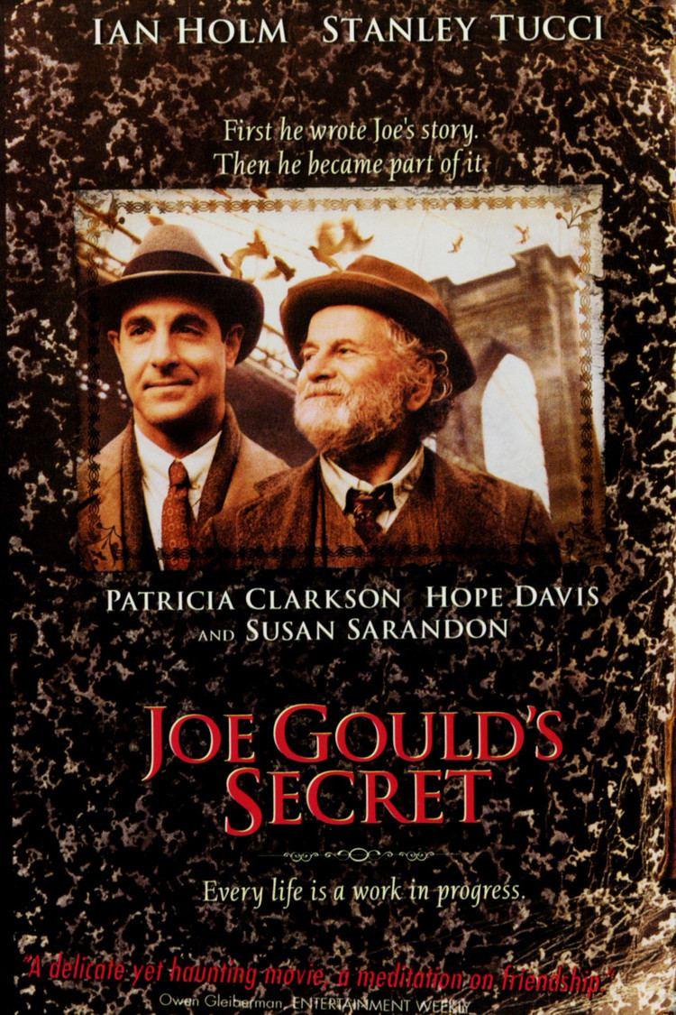 Joe Gould's Secret (film) wwwgstaticcomtvthumbdvdboxart24883p24883d