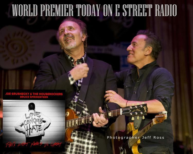Joe Grushecky Joe Grushecky and The Houserockers Rock and Roll Bruce Springsteen