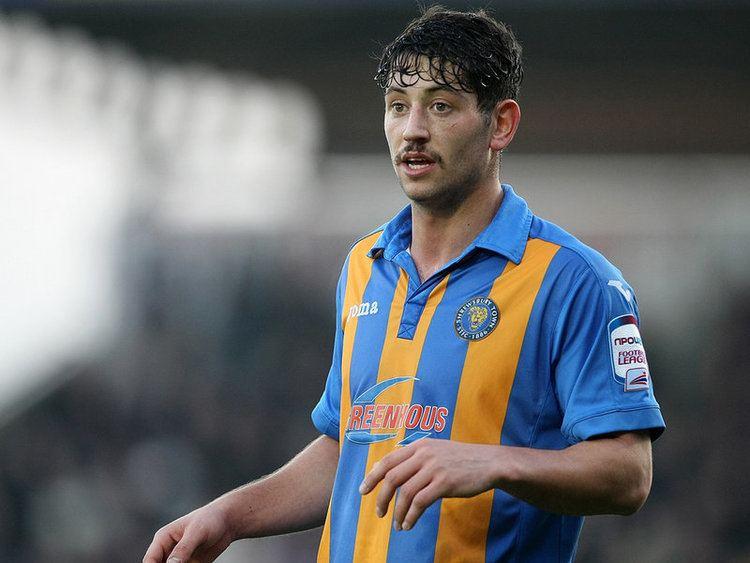 Joe Jacobson Joe Jacobson Wycombe Wanderers Player Profile Sky