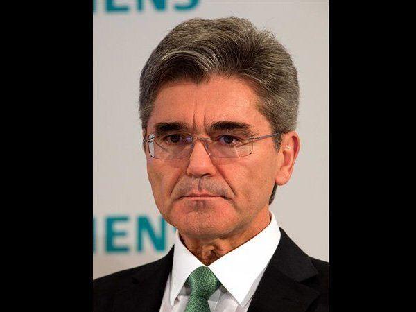 Joe Kaeser Siemens appoints finance chief Kaeser as CEO Inquirer