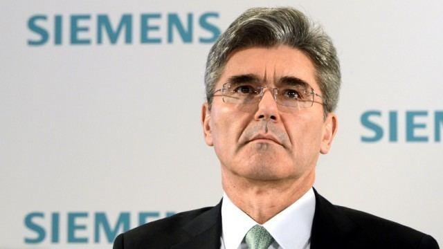 Joe Kaeser Siemens Joe Kaeser zum neuen Chef gewhlt Wirtschaft