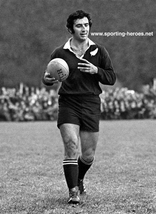 Joe Karam Joe Karam New Zealand Caps 197275 New Zealand