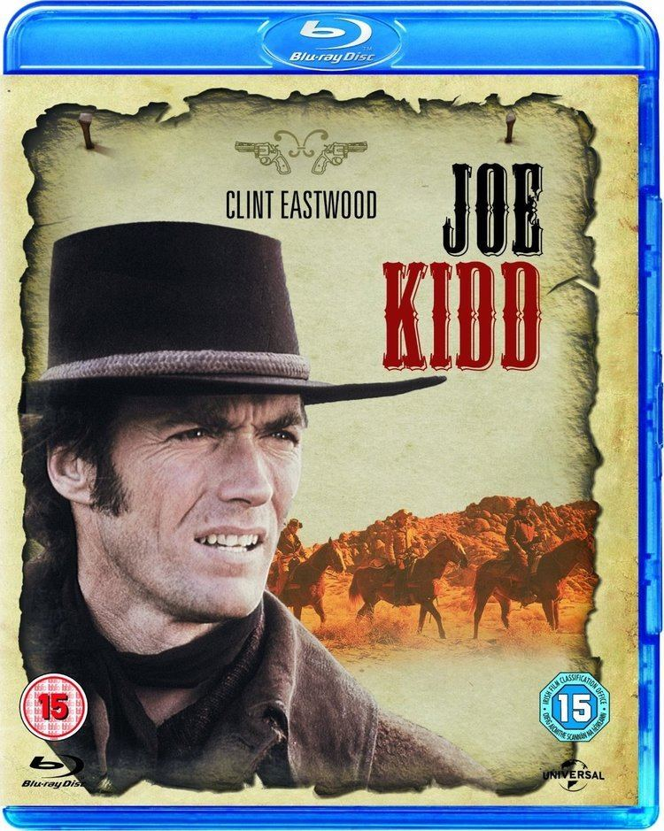 Joe Kidd Joe Kidd Bluray United Kingdom