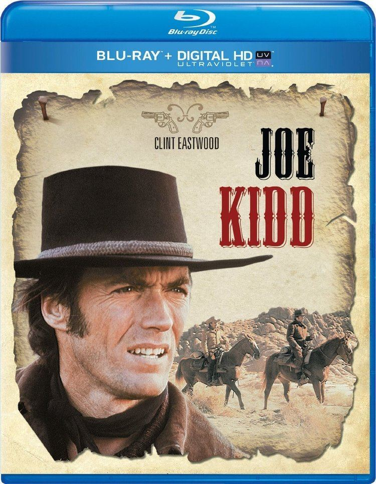 Joe Kidd Joe Kidd Bluray