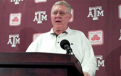 Joe Kines Former Aggies Coach Joe Kines Named Guest Speaker at