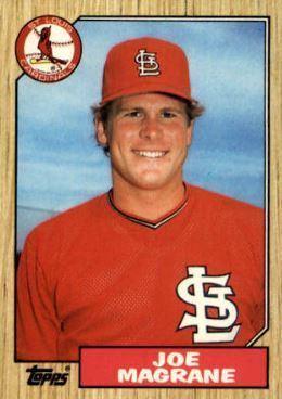 Joe Magrane Joe Magrane Baseball Statistics 19831996