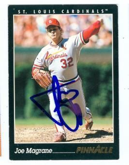 Joe Magrane Joe Magrane Baseball Cards Topps Fleer Upper Deck Trading Cards