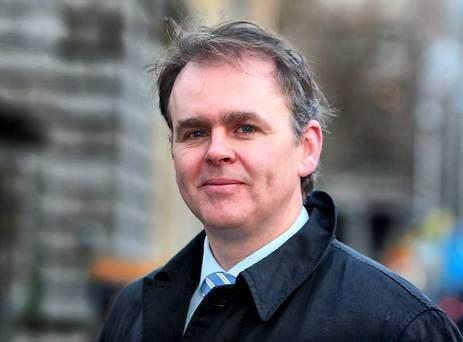 Joe McHugh Gaeltacht minister on getting to grips with Irish language