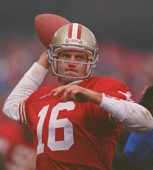 Joe Montana The trade that never was Montana for Elway Niner Insider