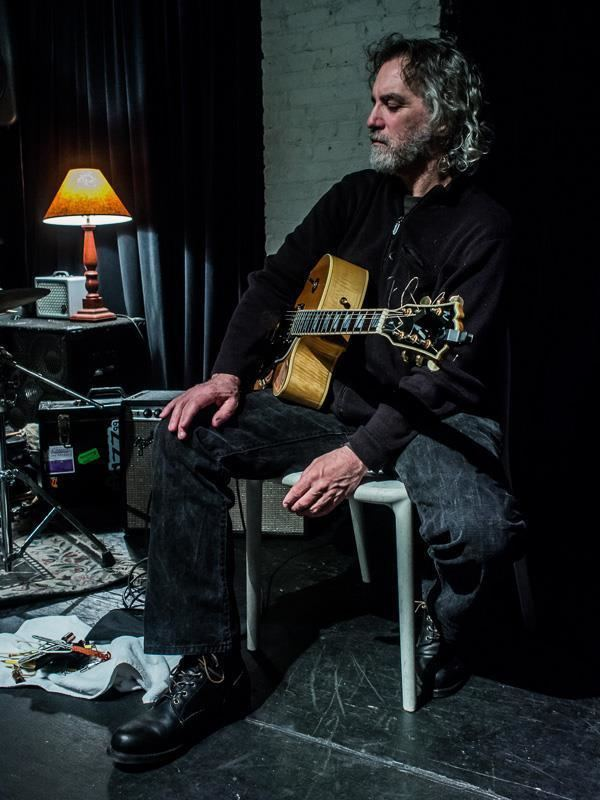 Joe Morris (guitarist) Ni Kantu Joe Morris Curates Two Weeks at New Yorks The Stone