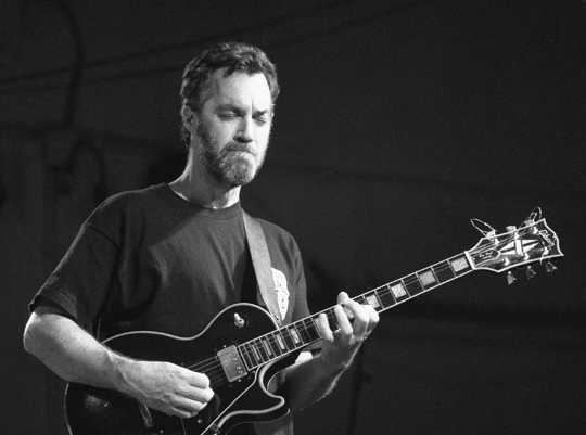 Joe Morris (guitarist) Before After Joe Morris Lets Cool One