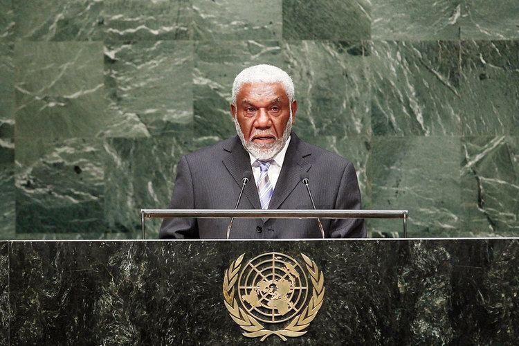 Joe Natuman United Nations News Centre Pacific islands facing