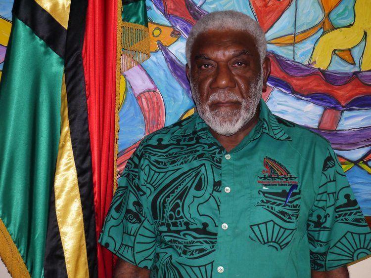 Joe Natuman Political instability the MSG and regional politics an