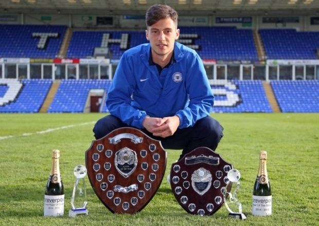 Joe Newell Hattrick of trophies for Joe Peterborough Telegraph