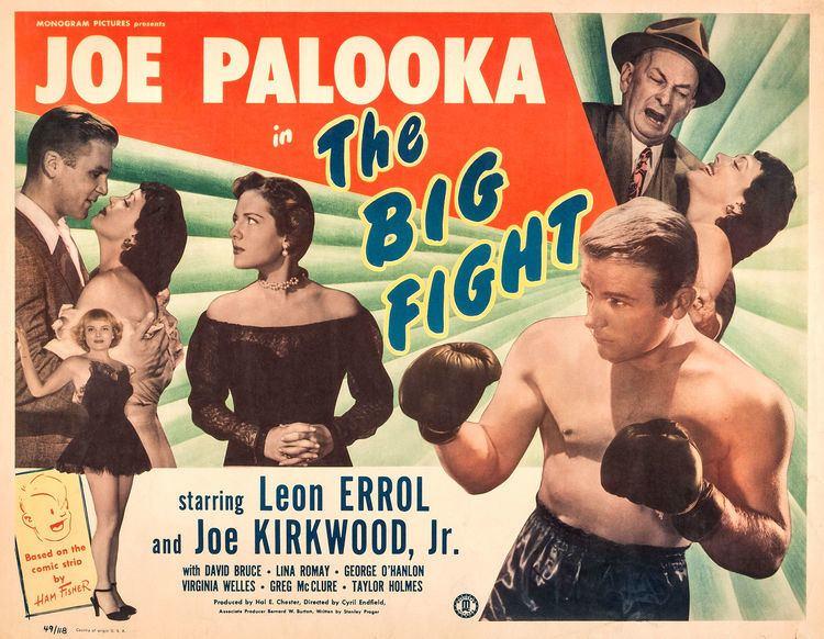 Joe Palooka in the Big Fight FileJoe Palooka in the Big Fight 1949jpg Wikimedia Commons