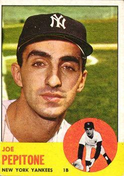 Joe Pepitone wwwtradingcarddbcomImagesCardsBaseball6060