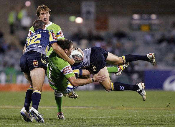 Joe Picker Joe Picker Pictures NRL Rd 4 Raiders v Cowboys Zimbio