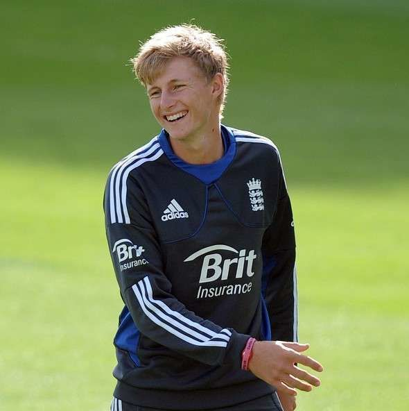 Joe Root (Cricketer)