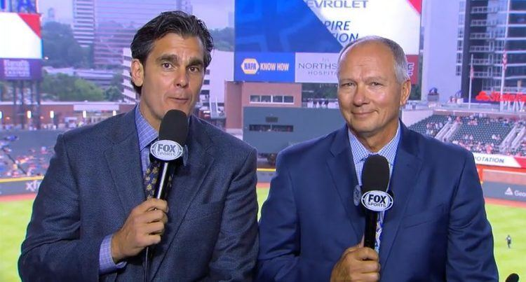 Joe Simpson (baseball) Braves TV analyst Joe Simpson ranted about organist playing while