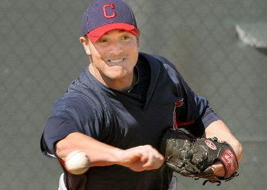 Joe Smith (pitcher) Sidearmer Joe Smith doubtful for opening day Cleveland