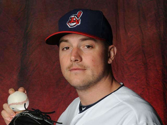 Joe Smith (pitcher) Indians acquire right hand pitcher Ohio native Joe Smith News 5