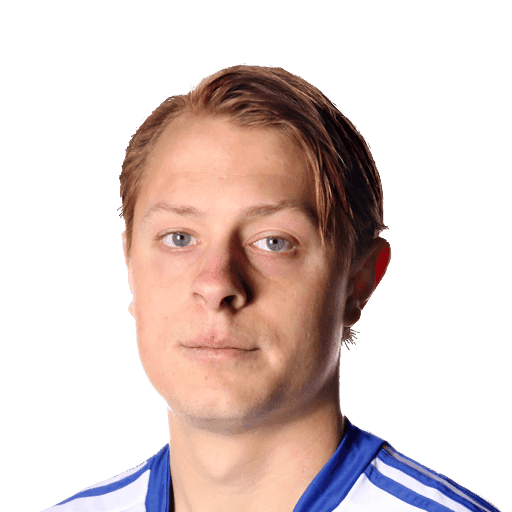 Joel Allansson Joel Allansson 62 rating FIFA 14 Career Mode Player