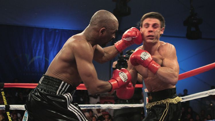 Joel Casamayor HBO Boxing Joel Casamayor vs Michael Katsidis