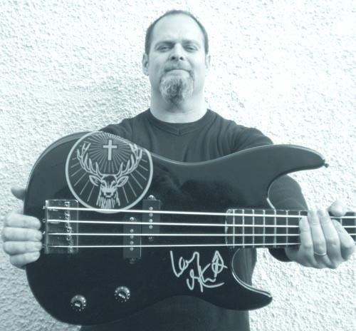 Joel McIver A chat with editor Joel McIver Bass Guitar magazine