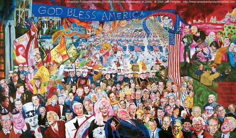 Joel Pelletier American Fundamentalists by Joel Pelletier