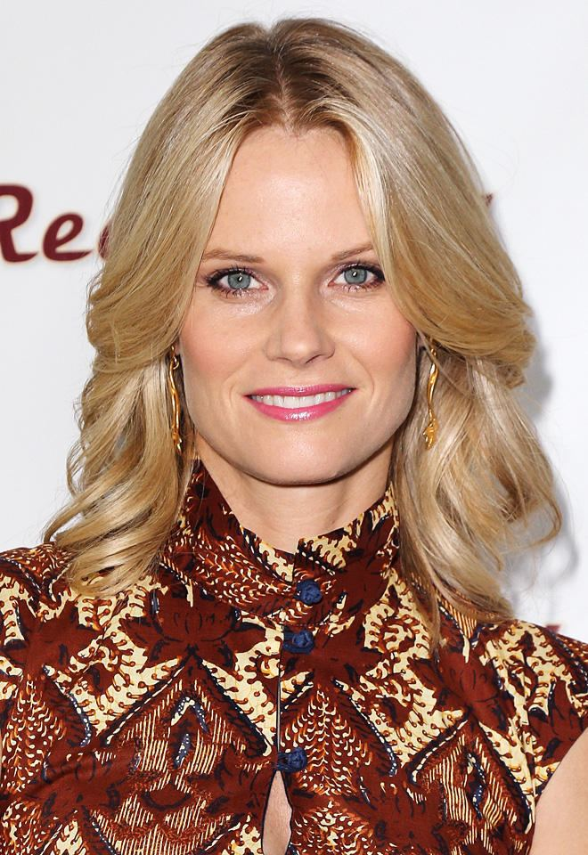 Joelle Carter Exclusive Castle Books Justified Star for Guest Spot