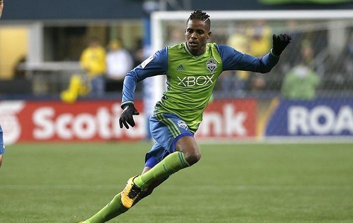 Joevin Jones Joevin Jones Seattle Sounders FC