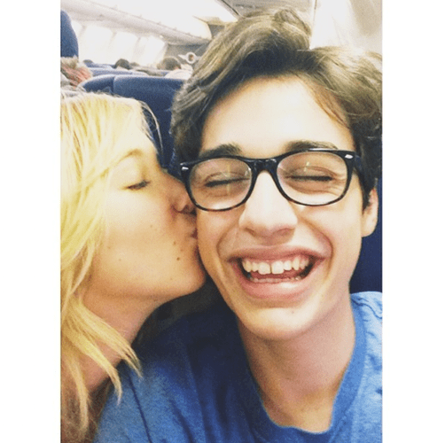 Joey Bragg Joey Bragg Writes Sweet Instagram Message for His GF