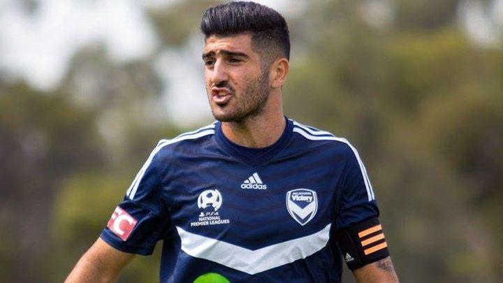 Joey Katebian Joey Katebian to depart Melbourne Victory Hyundai ALeague