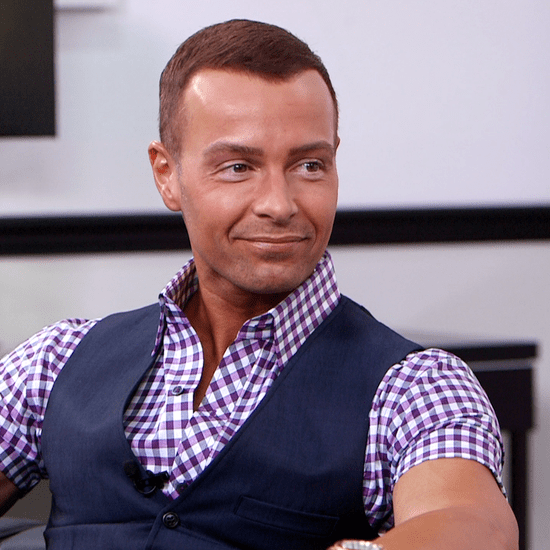 Joey Lawrence Joey Lawrence Interview on Splash Video POPSUGAR Celebrity