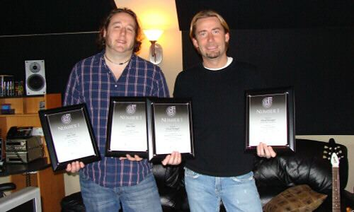 Joey Moi SOCAN honours Chad Kroeger with six No 1 Song Awards co