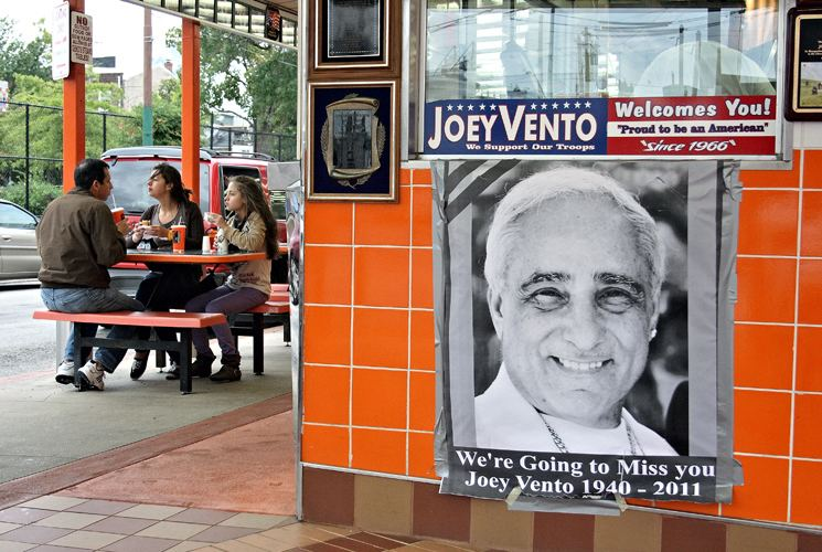 Joey vento obituary