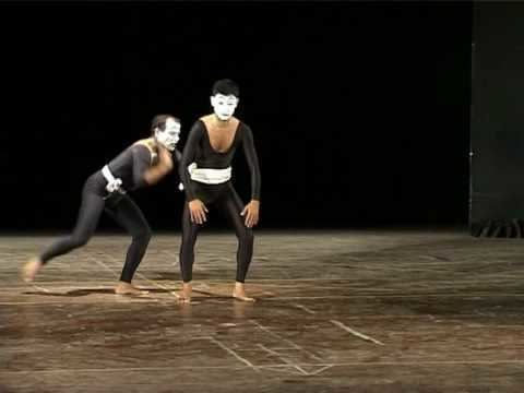 Jogesh Dutta Indian Mime Jogesh Dutta Last Show Part4 Rober Doll peformed by