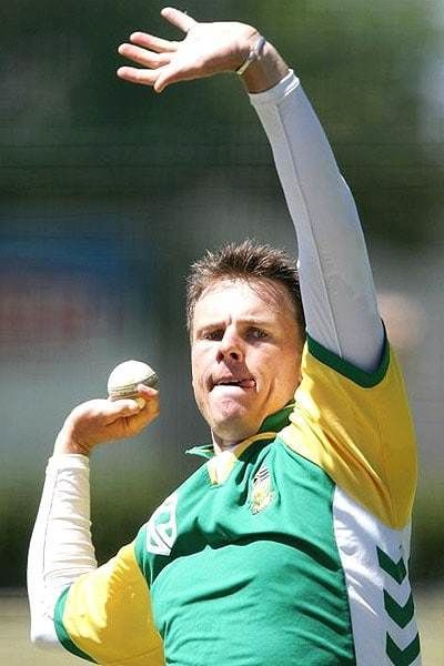 Johan Botha (cricketer) Bowlers accused of chucking in pictures Telegraph