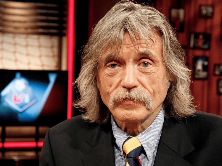 Johan Derksen Johan Derksen wil geen opnames VI Oranje in Kurhaus