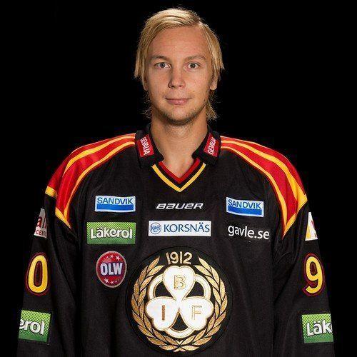 Johan Harju Johan Harju Bryns IF SHL SvenskaFanscom