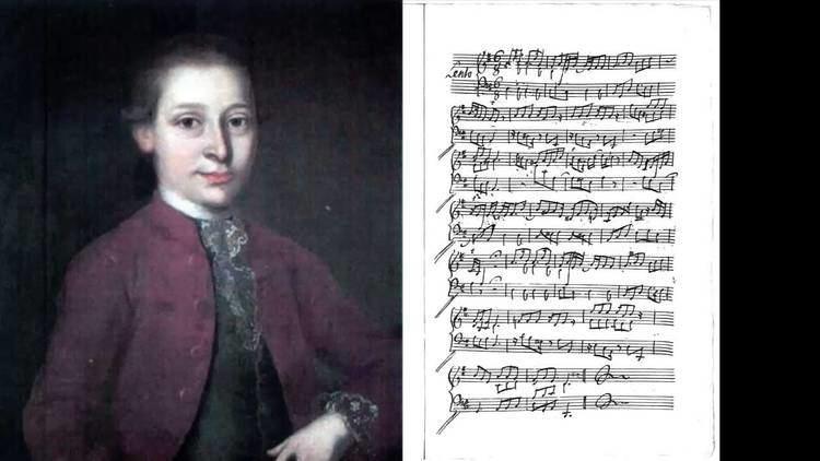 Johan Helmich Roman Johan Helmich Roman 16941758 Sonata Suite 9 in D