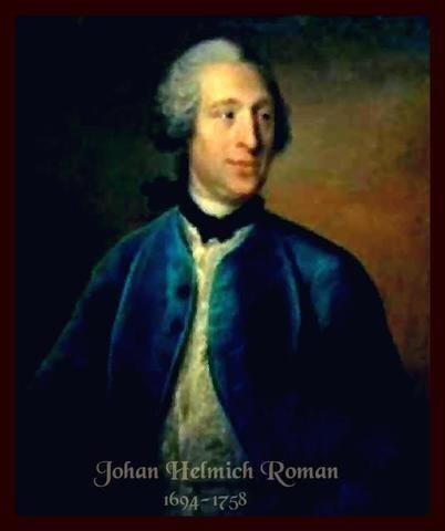 Johan Helmich Roman Johan Helmich Roman 1694 1758 Genealogy