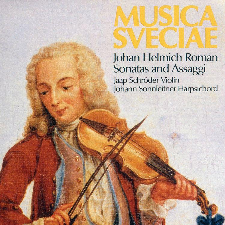 Johan Helmich Roman Johan Helmich Roman Caprice Records