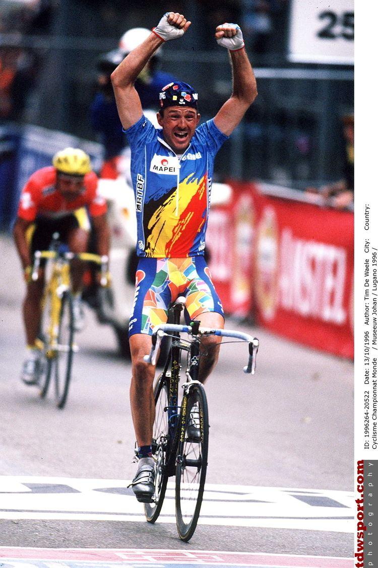 Johan Museeuw Johan Museeuw Catena Cycling