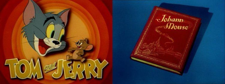 Johann Mouse Tom and Jerry S075